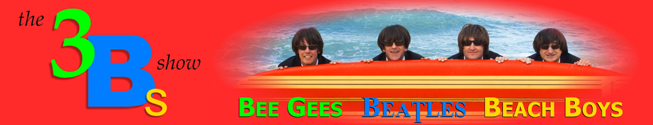Bee Gees, Beatles and Beach Boys Tribute Band