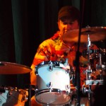 The Australian Beach Boys Show. Brett Slade as drummer in the 3Bs tribute Show to the Bee Gees, Beach Boys and the Beatles.